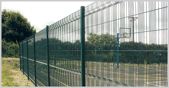 Mesh Fencing Panels uk Welded Wire Mesh Fence Panel